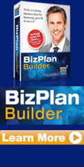 BizPlanBuilder business plan cloud crowd fund start up software app model template online word excel powerpoint