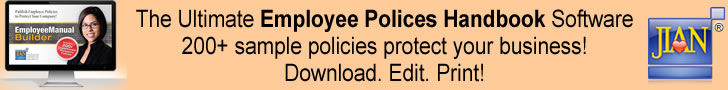 Write a workplace policies handbook or employee policy manual
