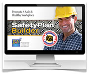 OSHA cloud based safety training plan handbook manual software app template online
